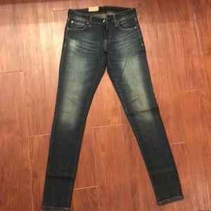 NWT denim and supply Ralph Lauren skinny jeans